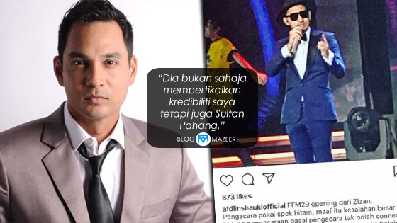 "Respon Zizan Isu ""Datuk Beli Dari Sultan Pahang"" Buat Netizen Tepuk Tangan"