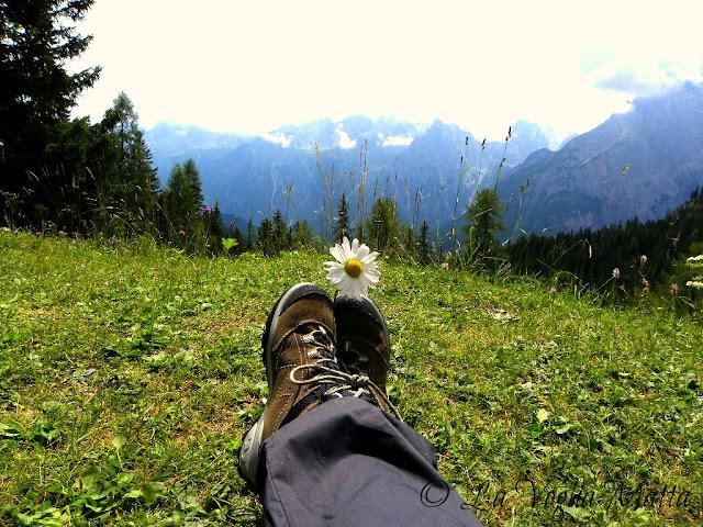 Cortina d'Ampezzo relax