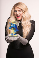 Meghan Trainor Smurfs: The Lost Village (10)