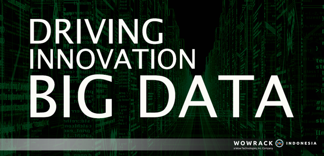 Driving Innovation With Big Data