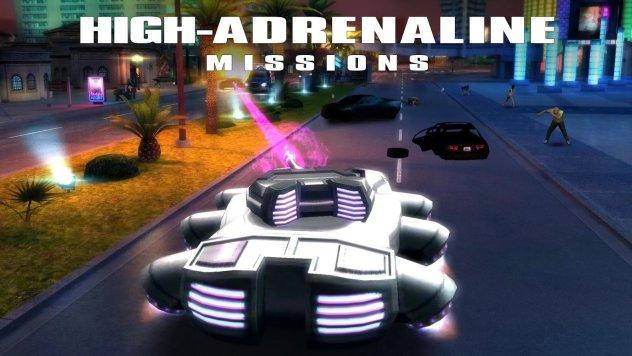 تحميل لعبة Gangstar Vegas MOD APK v2.5.0q مهكرة اخر اصدار
