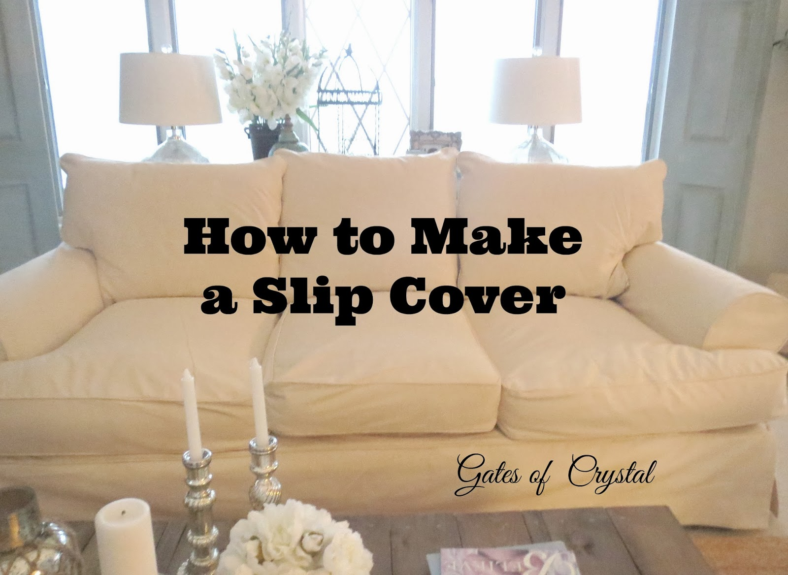 how to make a slipcover for sofa chair two seater small gates of crystal making slip cover part three