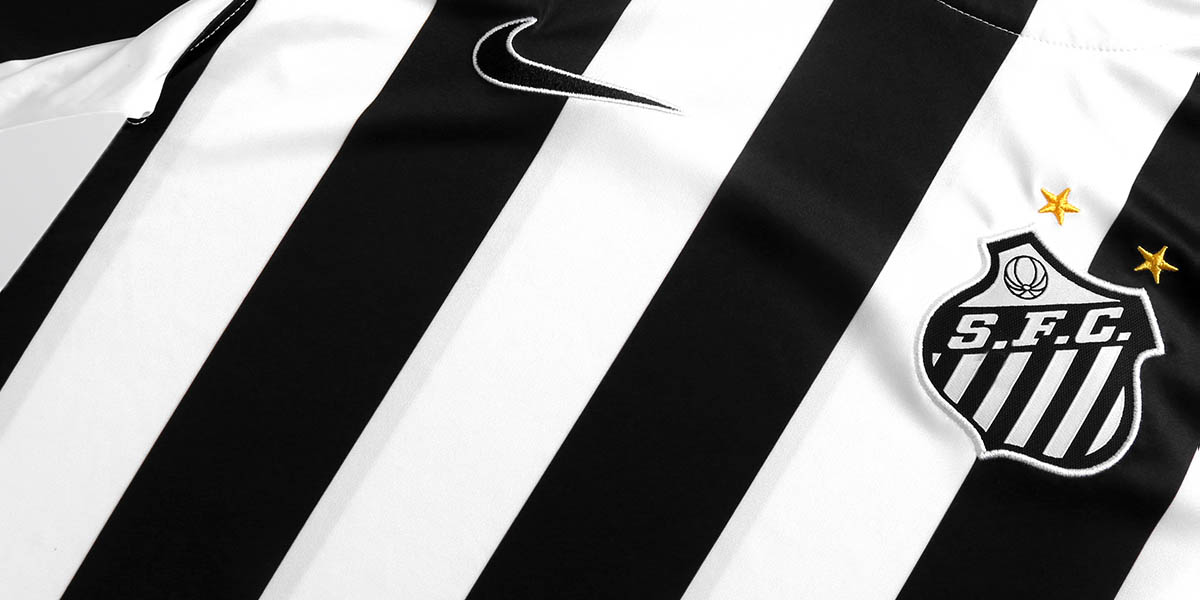 af12ea769 The new Santos 2015-16 Home and Away Shirts feature clean designs, while  the new Nike Santos FC 2015-2016 Third Shirt introduces a understated look  for the ...
