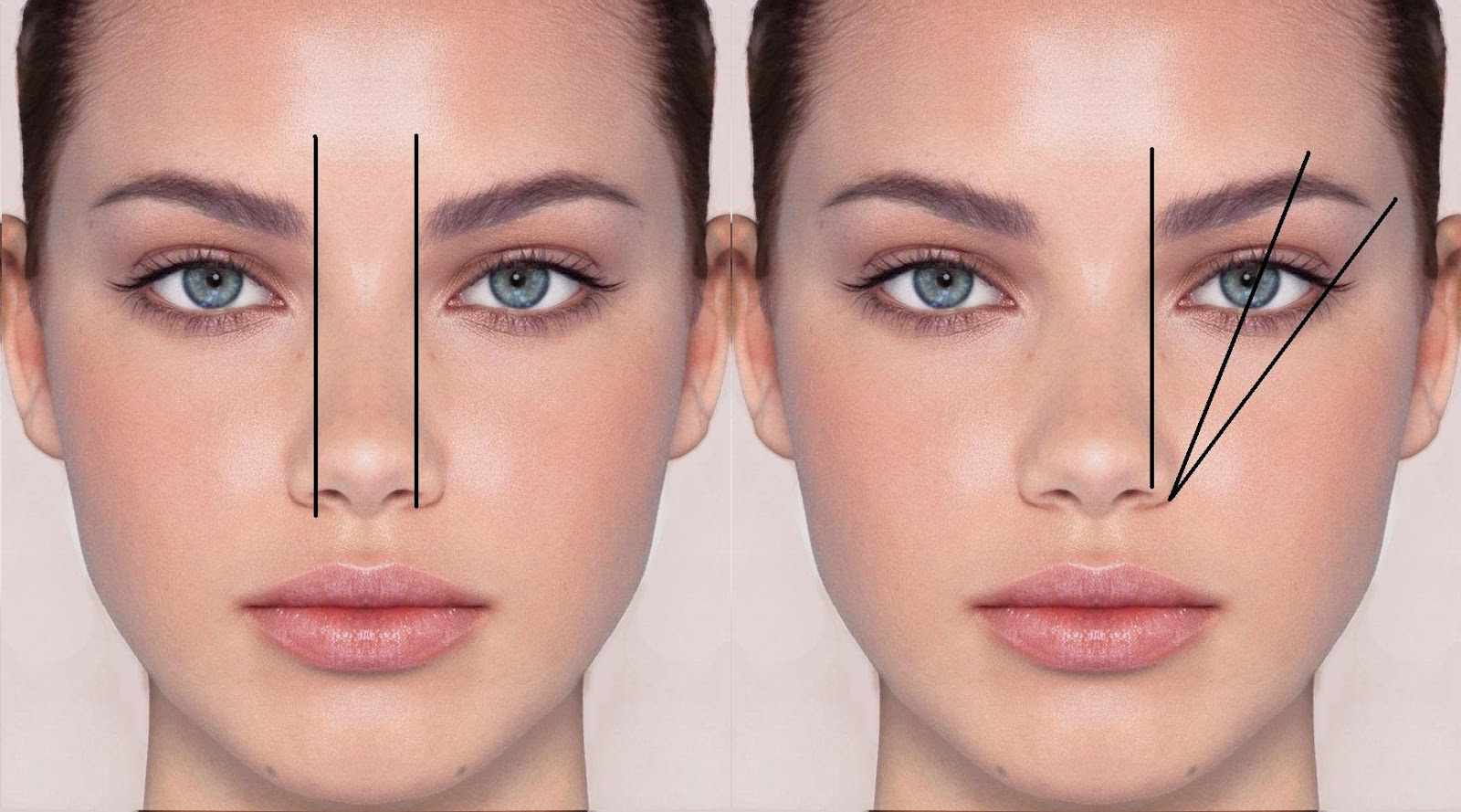 Beauty/Healthy Lifestyle: Perfect Eyebrow Shapes for Your Face