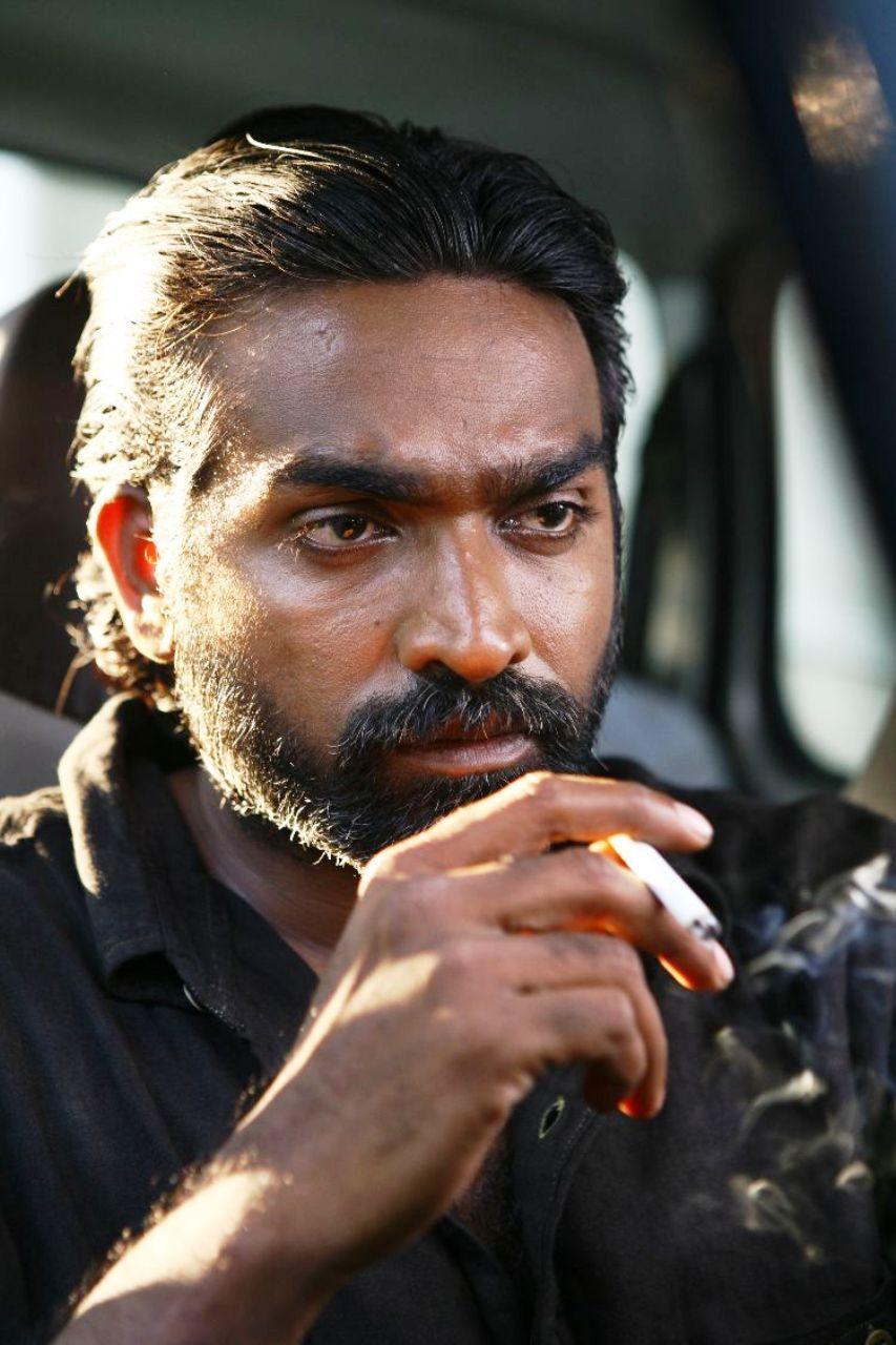 Vijay Sethupathi World first: vijay set...