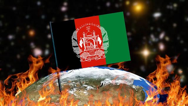 Queimando Bandeiras - Afeganistão