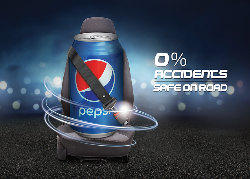 MultiCultClassics: 14745: Pepsi Campaign From Egypt Is Road