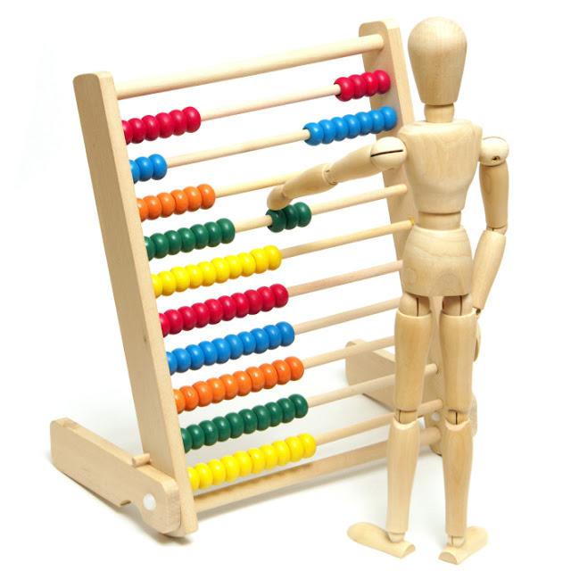 Teaching kids measuring length through human body math