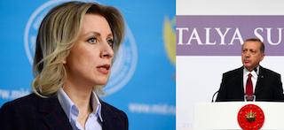 """Ρωσία προς Τουρκία: """"Ερντογάν θυμίσου το τέλος της Οθωμανικής Αυτοκρατορίας"""""""