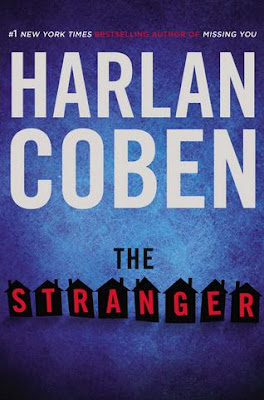 The Stranger by Harlan Coben - book cover