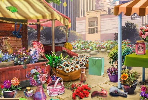 Hidden4Fun Fancy Bazaar