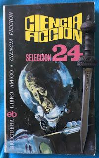 Portada del libro Ciencia ficción selección