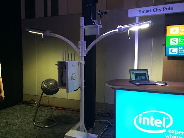 Intel 中華電信