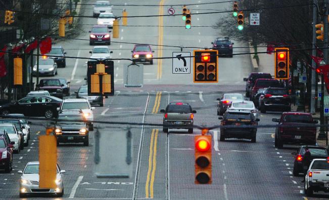 Cara Mengurangi Konflik pada Persimpangan