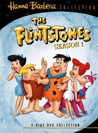 The Flintstones [1960] [Season 1] [DVD9] [NTSC] [Latino] [4 DISC]