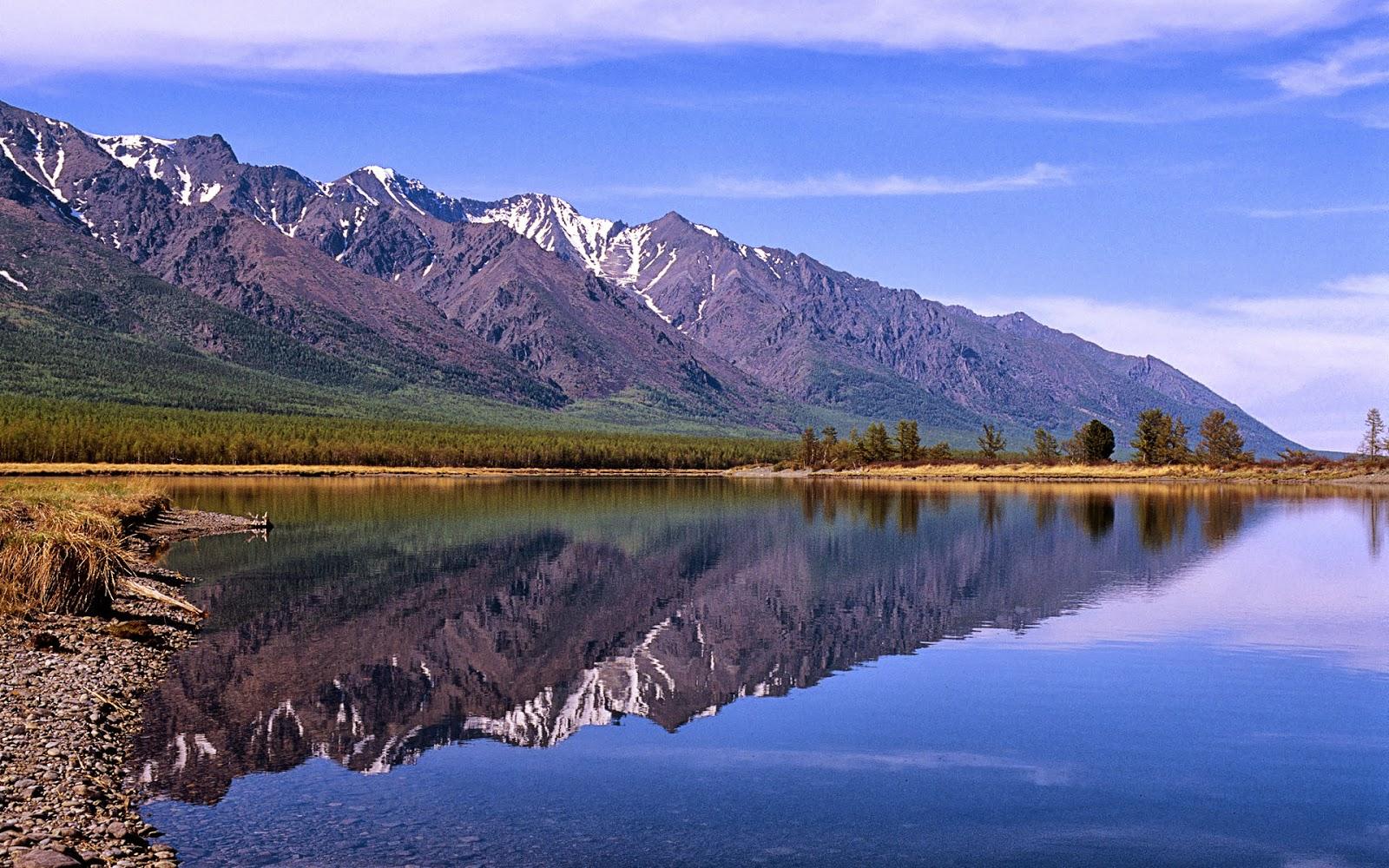 World Visits: Lake Baikal World Heritage Site In Siberia - photo#6