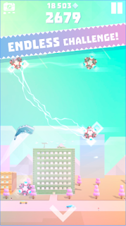 Game Ookujira - Giant Whale Rampage Apk