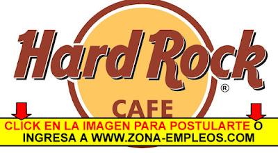 SE BUSCA PERSONAL PARA HARD ROCK CAFÉ