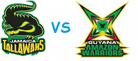 Prediction Jamaica Tallawahs vs Guyana Amazon Warriors
