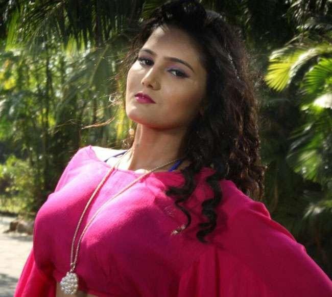 Actress Sunny Singh