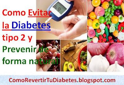 Cómo Evitar y Prevenir la Diabetes tipo 2: prevención de