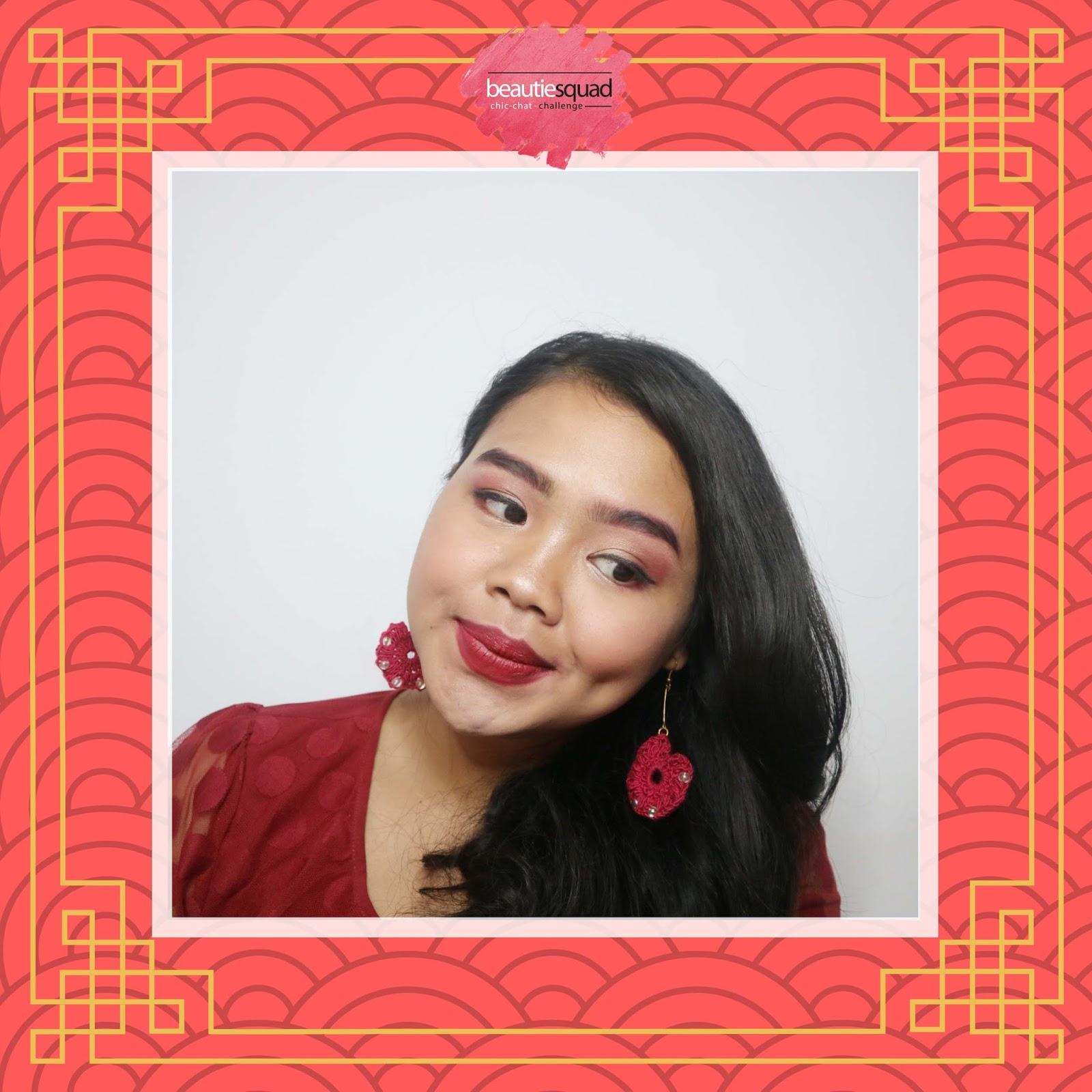 Safira Nys: Belajar Makeup: Avant Garde-ish Chineese New