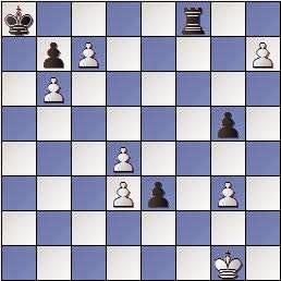 Estudio de Francesc Vivas Font, El Ajedrez Argentino 1950, blancas juegan y ganan
