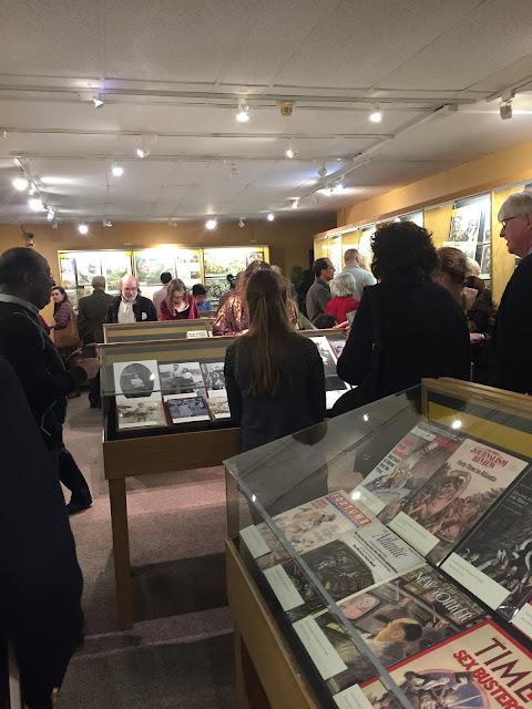 Edward Sorel exhibit
