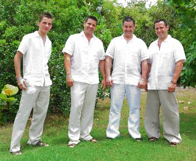 Hawaiian Male Wedding Clothes 66