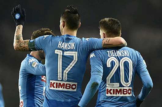 Video Torino 1 - 3 Napoli: Tái chiếm ngôi đầu