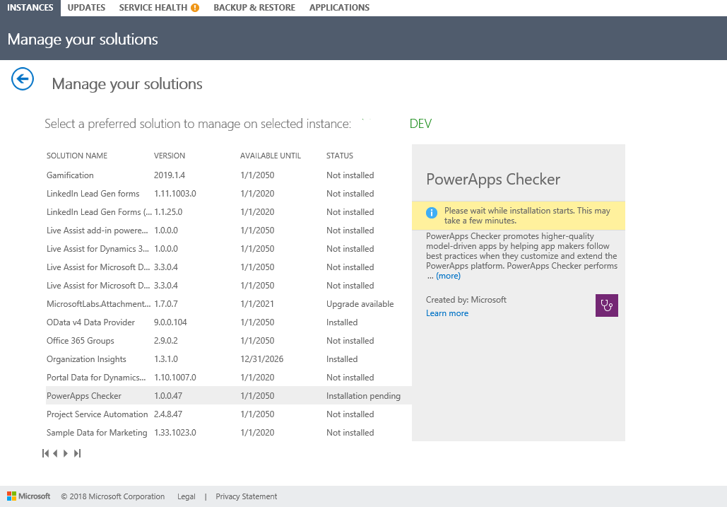 JOPX on CRM, Cloud and Analytics: Check Dynamics 365