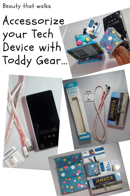 Accessorize your Tech Device with Toddy Gear... smart phones smart devices