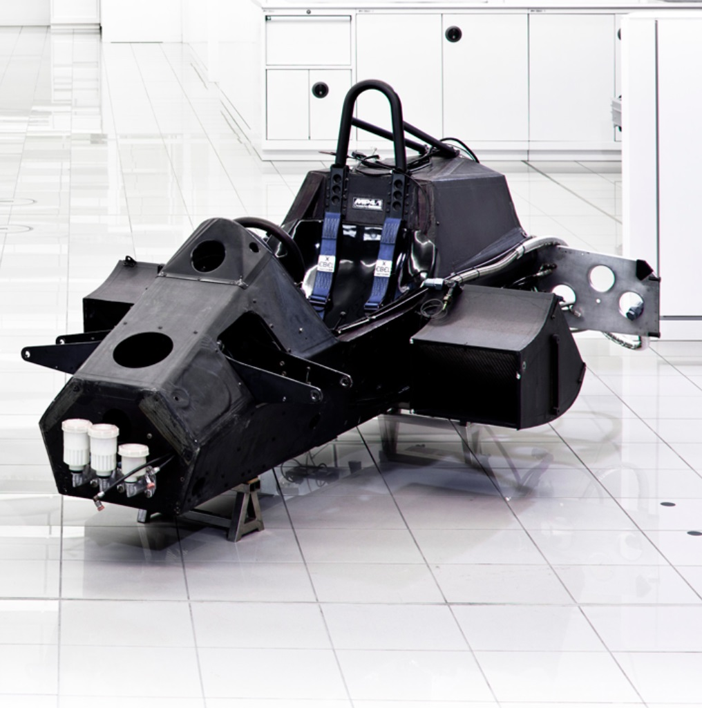 how much is the body carbon fiber monocoque