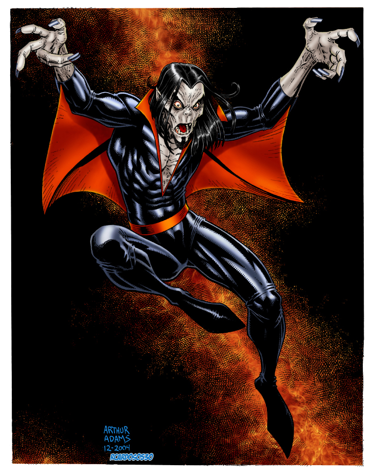 Morbius Vampire >> Mr. Morbid's House of Fuckery: So, Who Would Win?: Dracula