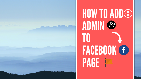 Add New Admin To Facebook Page<br/>