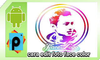 Cara Edit Face Logo