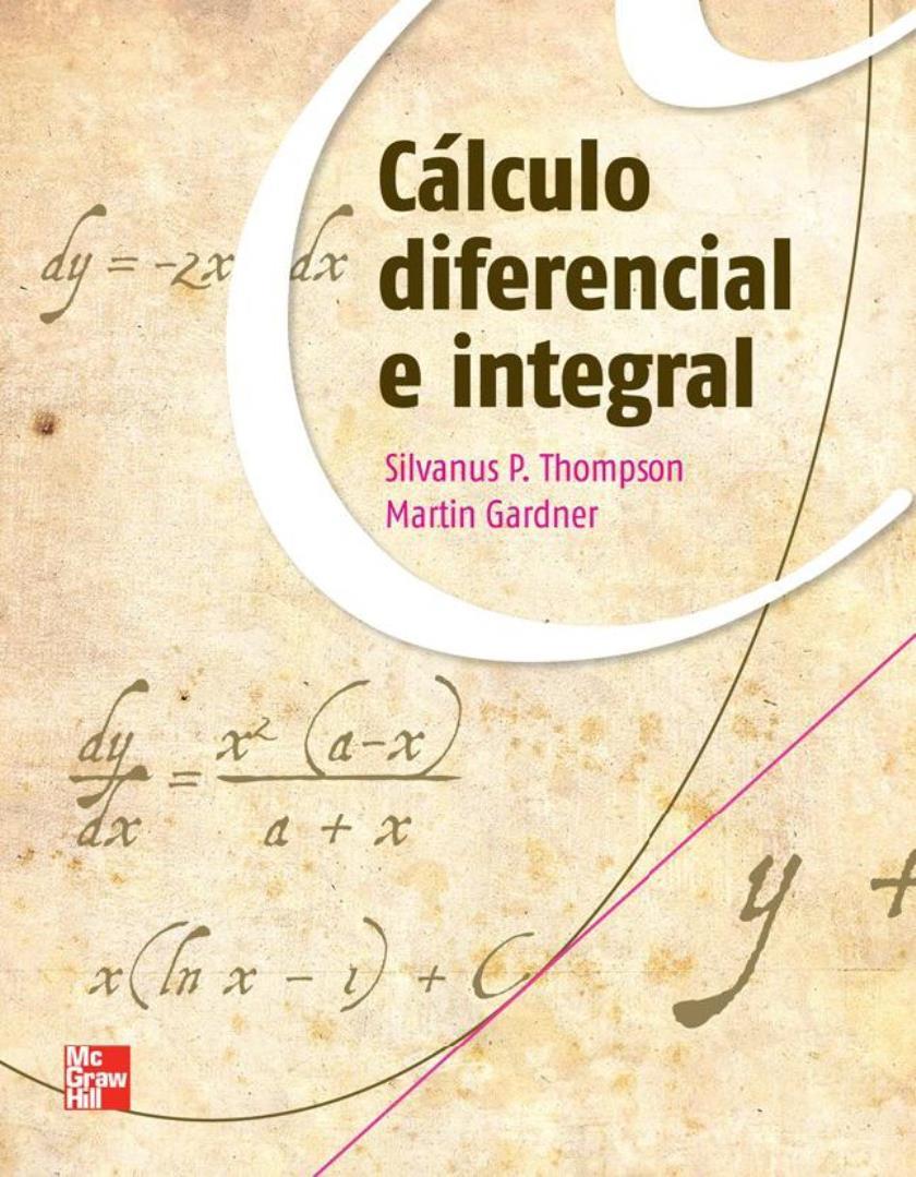 Cálculo diferencial e integral – Silvanus P. Thompson