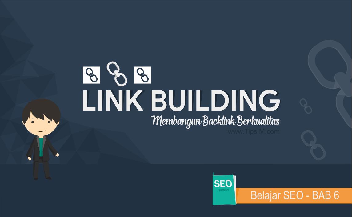 Panduan Belajar SEO: Link Building