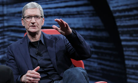 Apple CEO Tim Cook Facebook