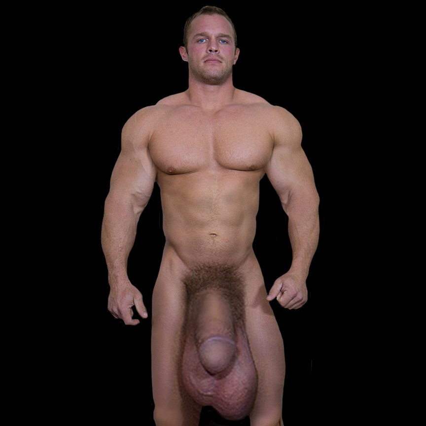 Gigantic Huge Meat Four Guys, From A Bodybuilder To An -7661