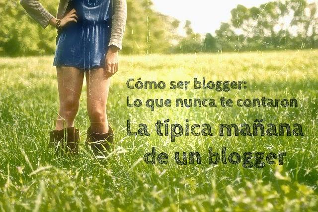 Cómo ser blogger, blog, SEO, posts, chica, Twitter