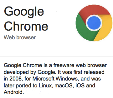 Download Google Chrome Popular Web Browser (Standalone)