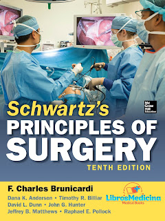 Schwartz's Principles of Surgery - 10th Edition