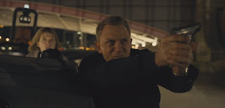 Spectre James Bond gun