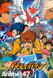 Inazuma Eleven Go -  2012 Poster