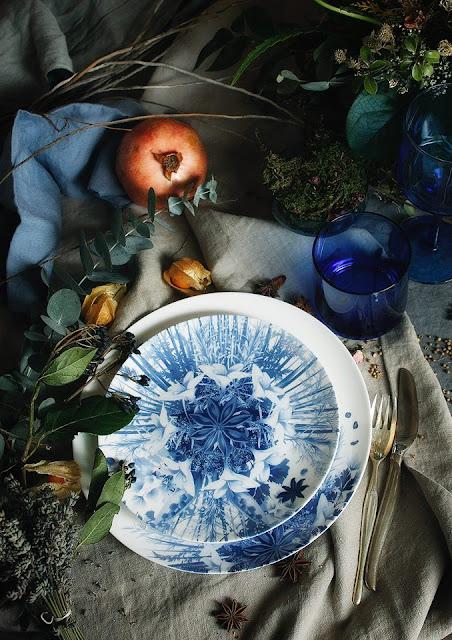 gio forma botanica porcellana bone china