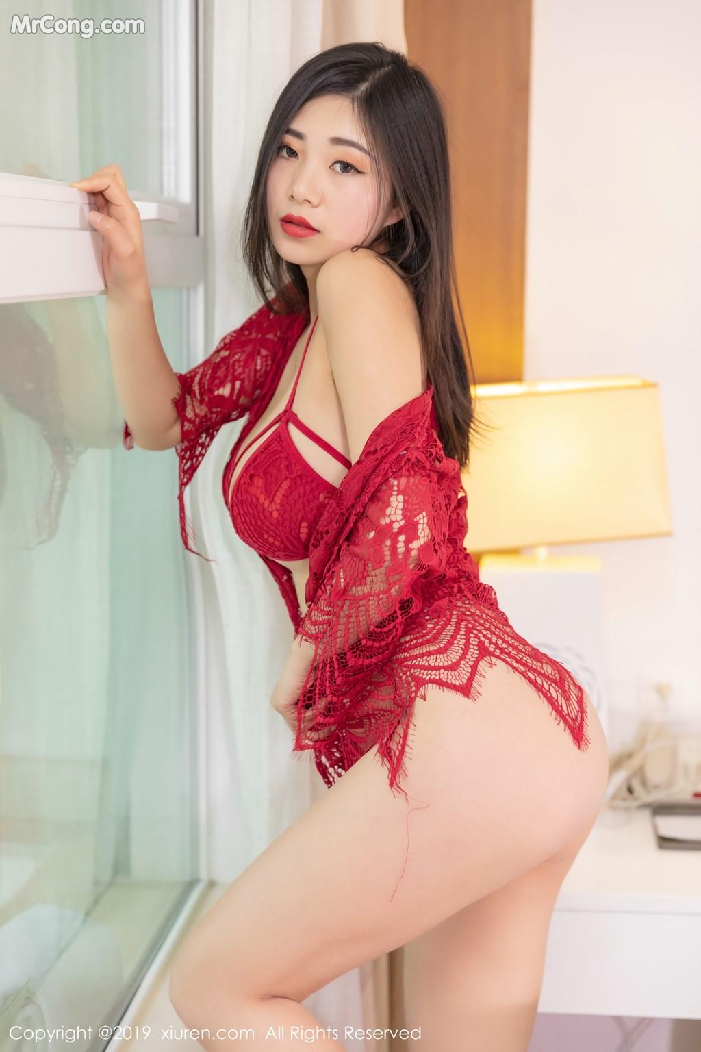 Image XIUREN-No.1327-KiKi-MrCong.com-040 in post XIUREN No.1327: 宋-KiKi (44 ảnh)