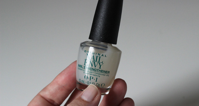 A picture of OPI Nail Envy Nail strengthener