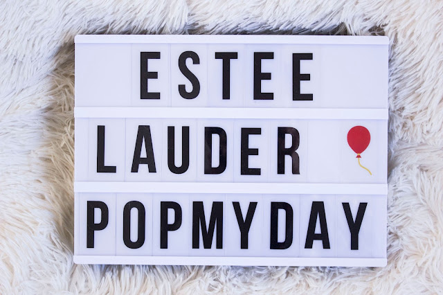 Estée lauder x Pop My Day