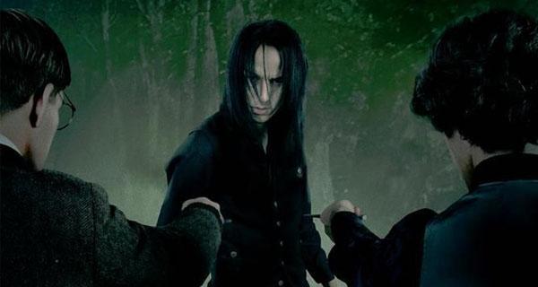 Severus Snape y los merodeadores